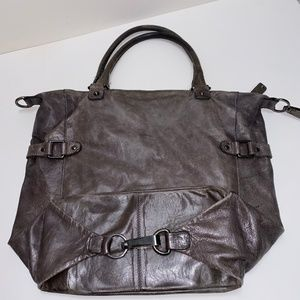 REISS Leather Bag